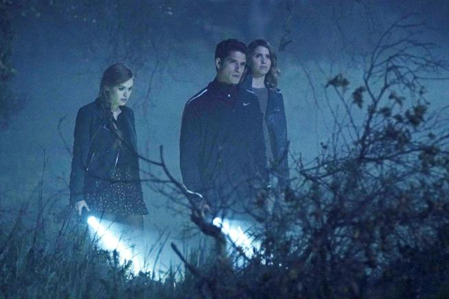 Teen Wolf: Lydia, Scott e Malia nella 6x02