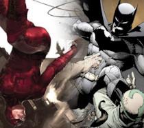 Batman e Daredevil nei fumetti
