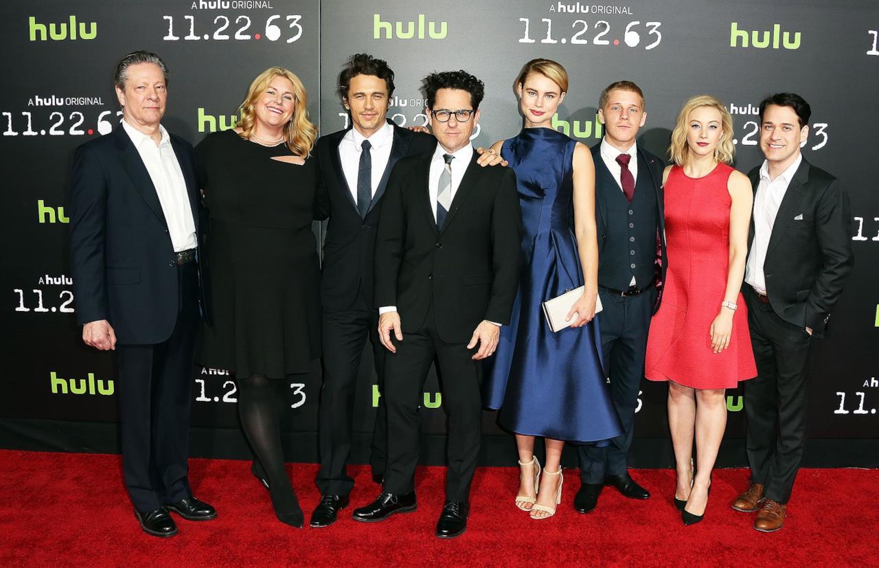 Il cast di 22.11.63 alla premiere della serie