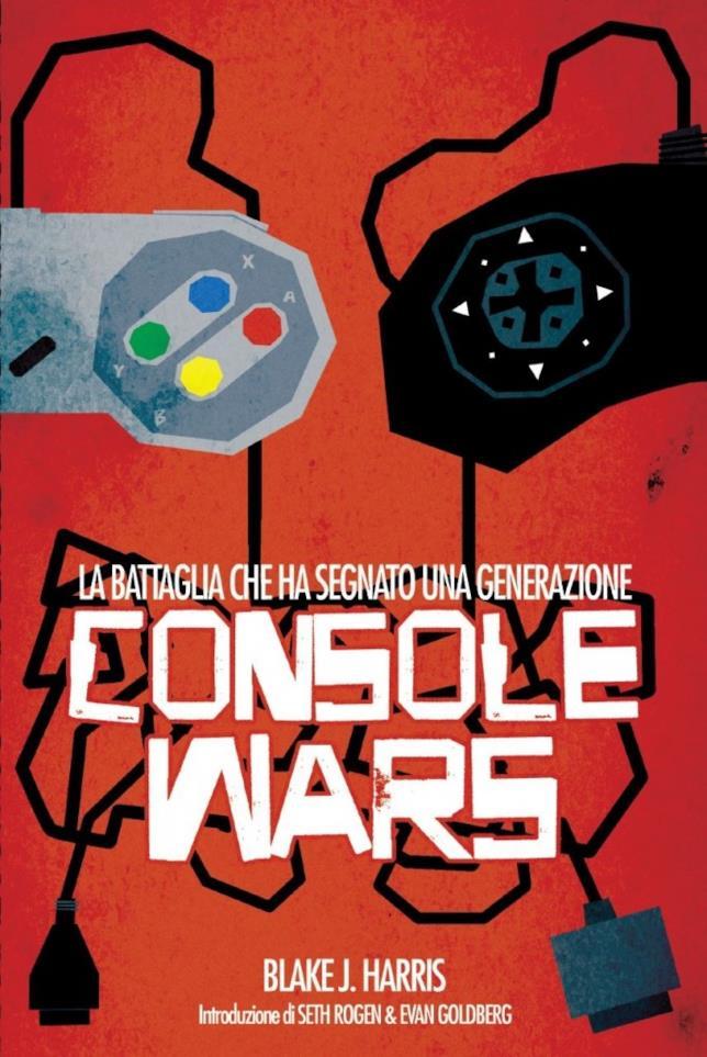 Il libro Console Wars