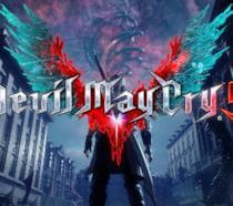 Il logo del nuovo Devil May Cry 5
