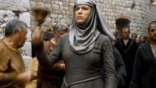 Un'immagine dalla quinta stagione di Game of Thrones