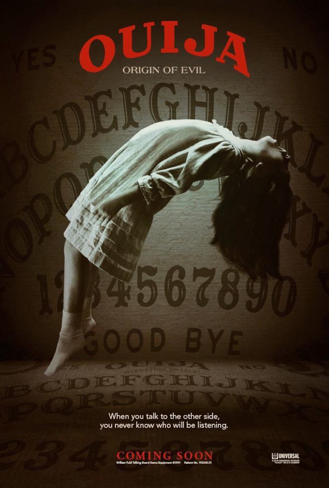 Ouija-Le Origini del Male poster