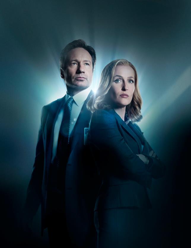 Mulder e Scully, pronti a tornare in azione con la nuova serie The X-Files
