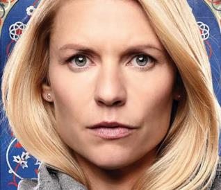 Homeland 8: Carrie Mathison