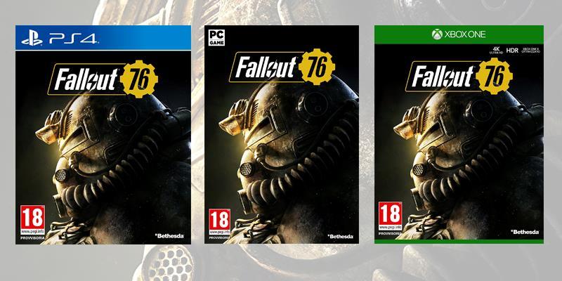 Fallout 76 è in offerta su Amazon Italia