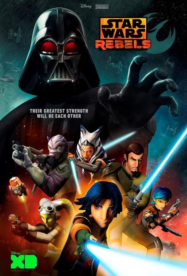 Poster di Star Wars Rebels