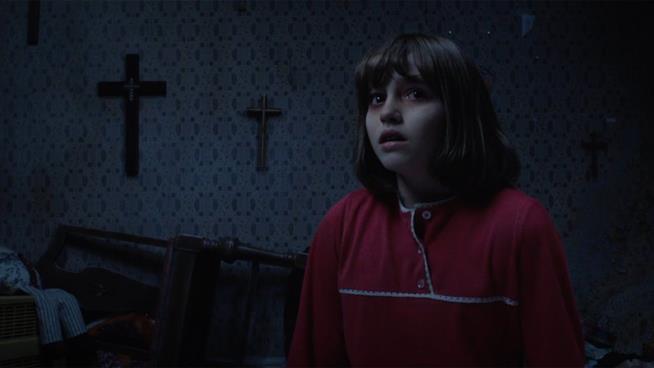 Scena The Conjuring - Il Caso Enfield
