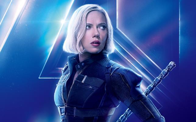 Scarlett Johansson è la Vedova Nera anche in Infinity War
