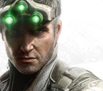 Primo piano per Sam Fisher, protagonista della serie Splinter Cell
