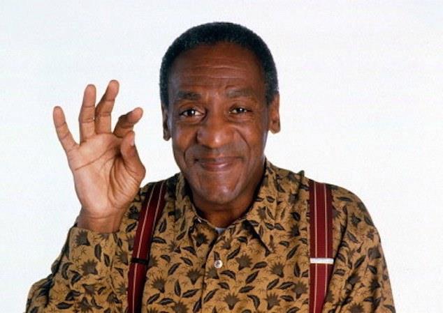 I Robinson, l'attore Bill Cosby