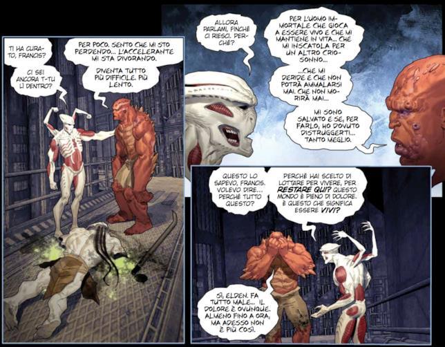 Tavola di Alien - Fire and Stone 3