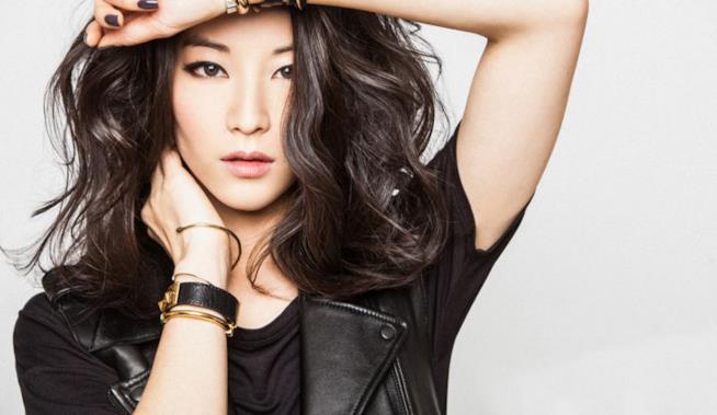 L'attrice Arden Cho