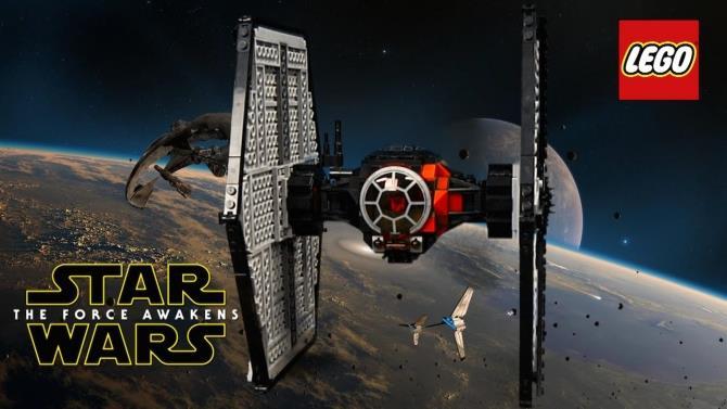 Set LEGO First Order TIE Fighter
