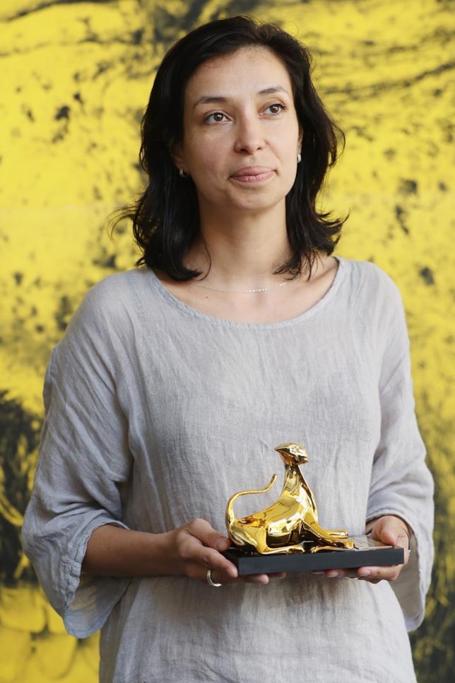 Ralitza Petrova vince a Locarno 69