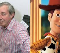 Bud Luckey e lo Sceriffo Woody
