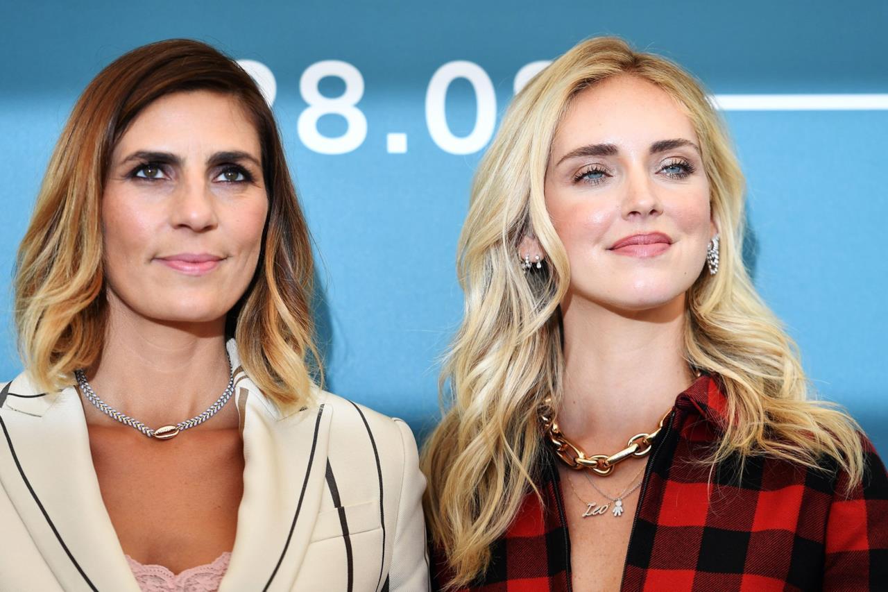 Chiara Ferragni e la regista Elisa Amoruso