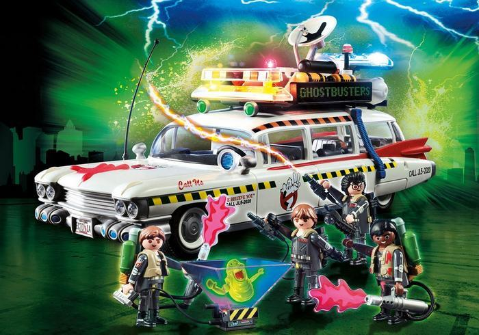 Ghostbusters, l'auto Ecto-1A