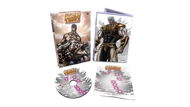 Ken il guerriero - La leggenda di Raoul - Home Video - Blu-ray