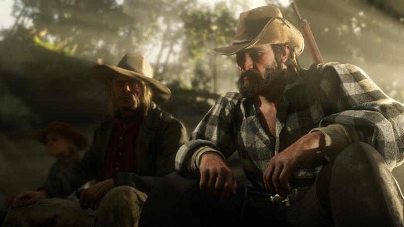 Alcuni NPC di Red Dead Redemption 2