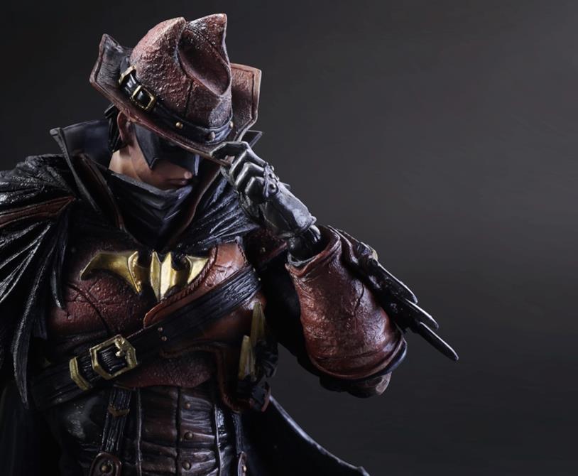 Batman in versione Far West