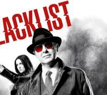James Spader e Megan Boone nella locandina della nuova stagione di The Blacklist