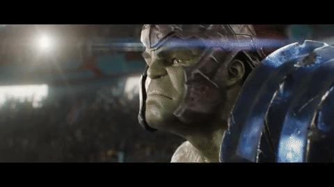 Un'immagine di Thor: Ragnarok