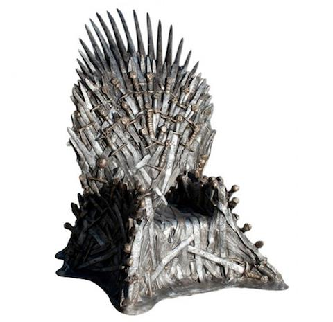 Oggetto d'arredo de Il Trono di Spade