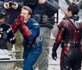 Nuove foto dal set di Avengers 4