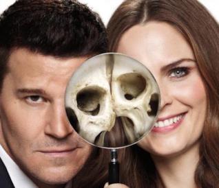 Bones, uno scatto dei protagonisti