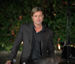 Brad Pitt parla della separazione con Angelina Jolie