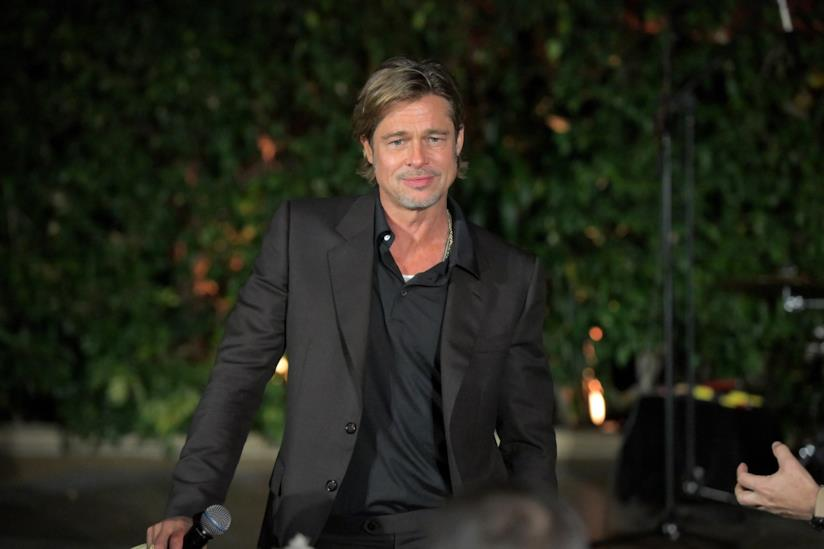 Ecco chi sarebbe la nuova fiamma di Brad Pitt