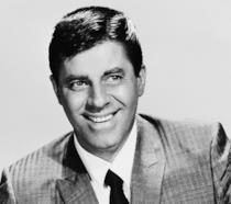 Un'immagine di Jerry Lewis da giovane