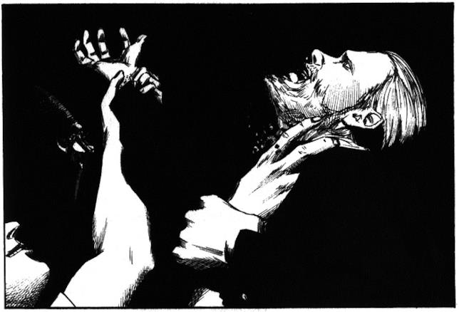 Una scena di Mr. Nobody