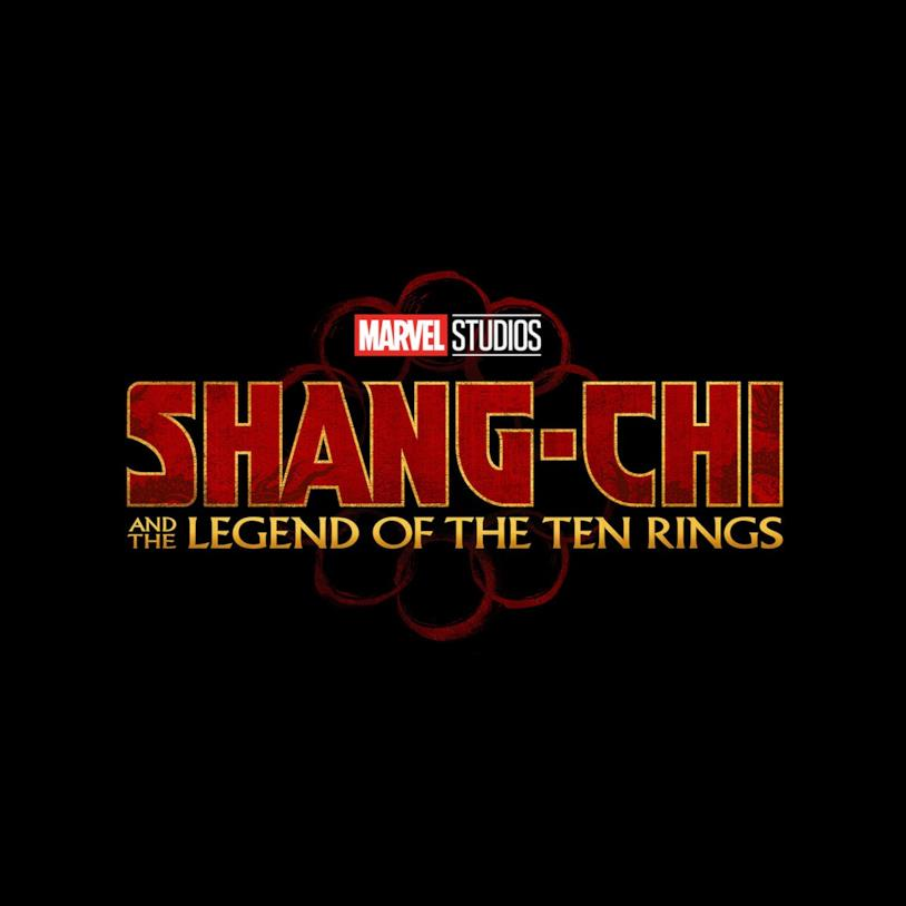 Logo ufficiale di Shang-Chi and the Legend of the Ten Rings