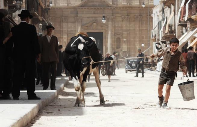 Una scena di Baaria