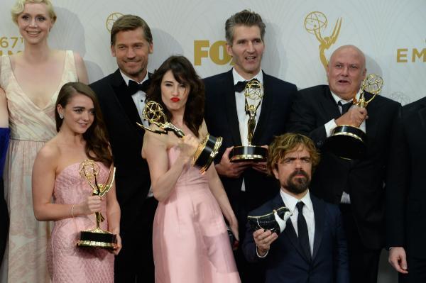 Il cast di Game of Thrones si gode il successo della serie