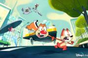 Disney presenta una nuova serie con Cip & Ciop