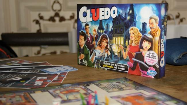 La scatola della nuova edizione di Cluedo