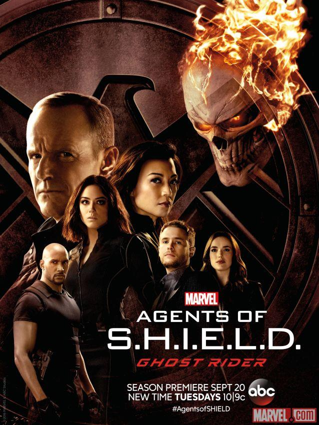 Ghost Rider in Marvel's Agents of S.H.I.E.L.D 4