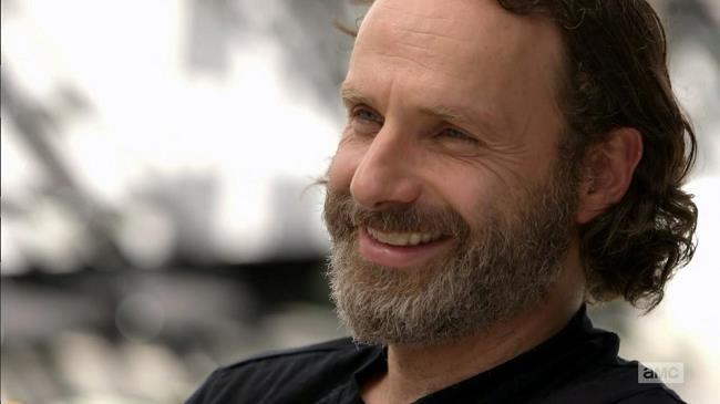 Scott M. Gimple promette che rivedremo Rick sorridere