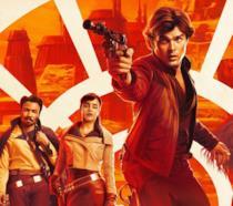Altro poster internazionale di Solo: A Star Wars Story