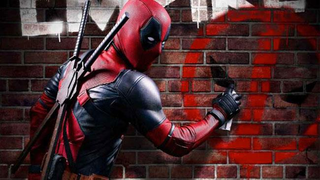 Deadpool su Empire Magazine
