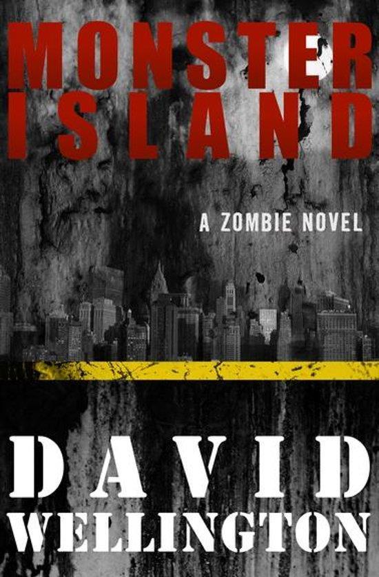 Monster Island, la copertina