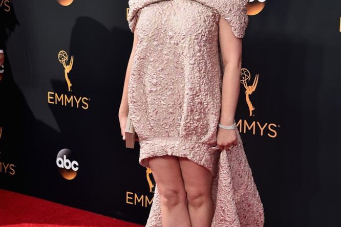 Anna Chlumsky agli Emmy 2016