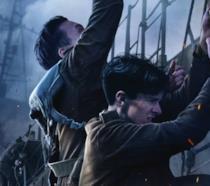 I protagonisti di Dunkirk