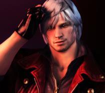 Dante, protagonista della serie Devil May Cry