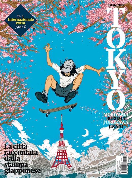 La copertina di Tokyo