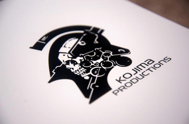 Il logo di Kojima Productions con Ludens
