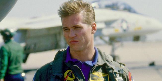 Top Gun: Maverick: Val Kilmer torna per interpretare Iceman - Notizie sul Cinema